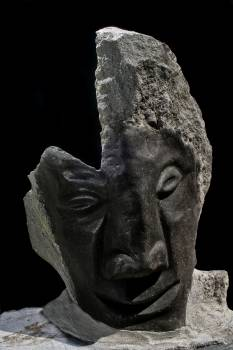 Statue Sculpture Bust #190998
