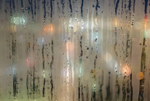 moisture wet window  #19123