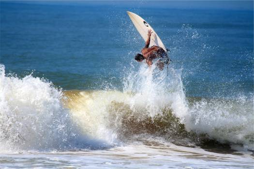surfing surfer surfboard  #19144