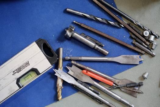 tools level drill bits  #19148