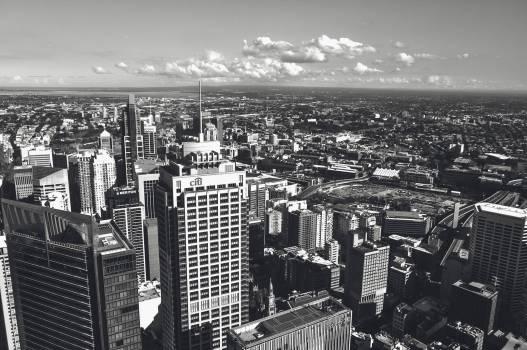 City Manhattan Skyscraper #191642