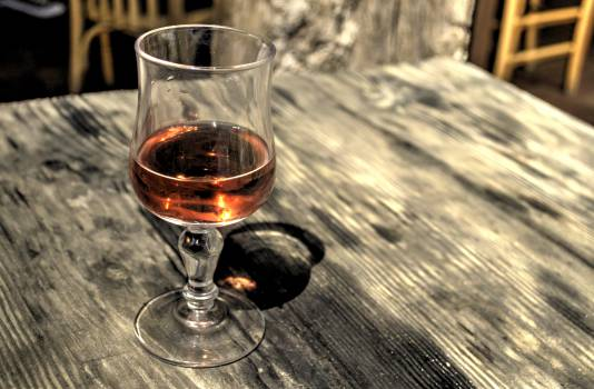 wine glass drink  #19179