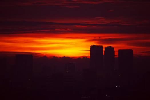 Sun Sunset Sky #191839
