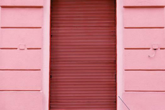 pink wall siding  #19210