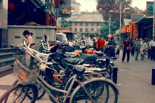 Carriage Jinrikisha Cart Free Photo