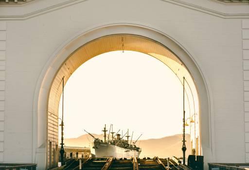 Arch Architecture Triumphal arch Free Photo