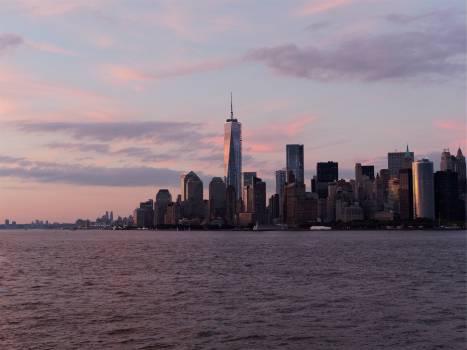 New York city skyline  #19254