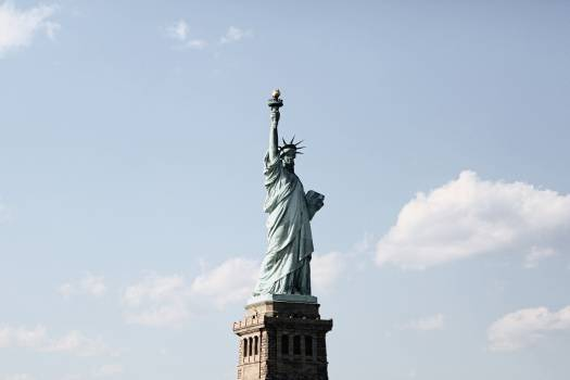 Statue of Liberty architecture New York  #19263