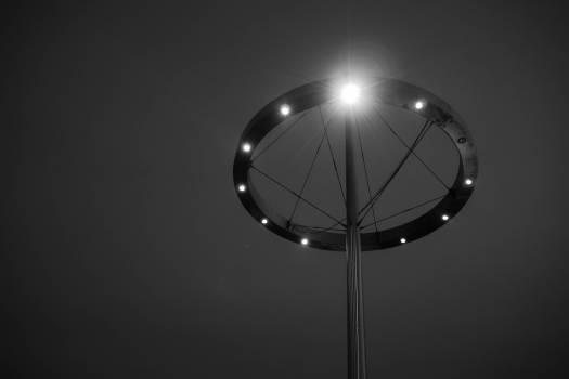 Globe Light Design Free Photo