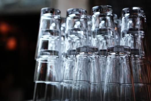 bar glasses drinks  #19286