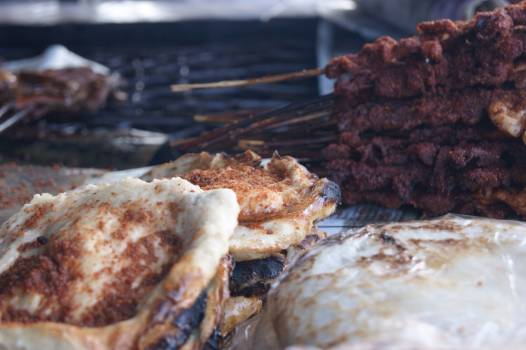 Barbecue Meat Grilled Free Photo