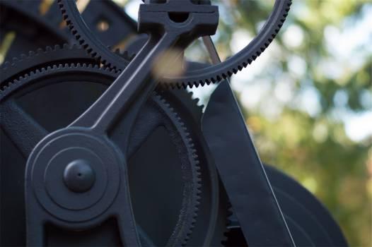 gears black  #19390