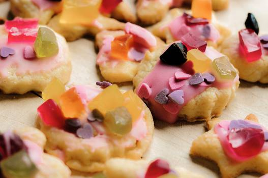 cookies candy sweets  Free Photo