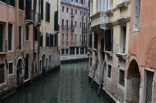 Venice Italy canal  #19417