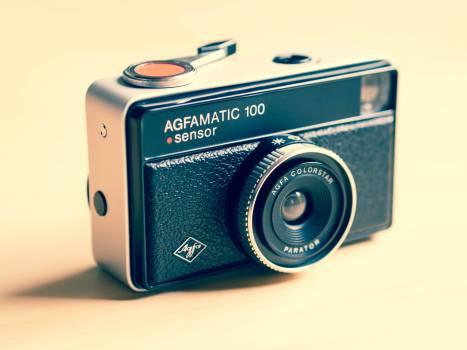 afgamatic camera vintage  Free Photo