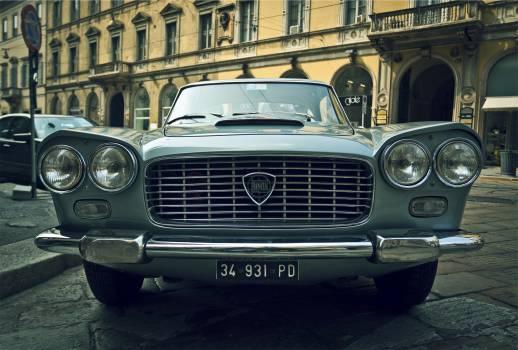 lancia car vintage  #19485