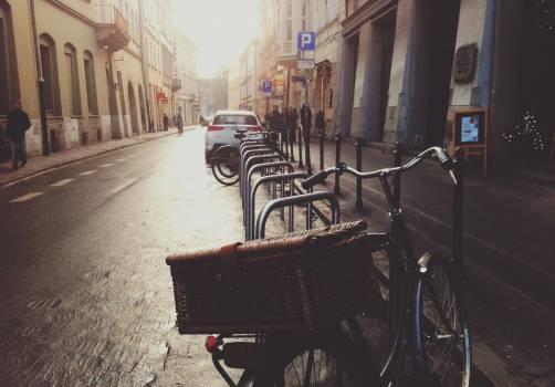 parking parked bike  #19527