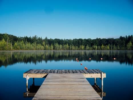 dock lake water  #19585