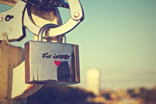 lock heart love  #19642