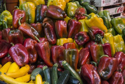 Pepper Chili Vegetable Free Photo