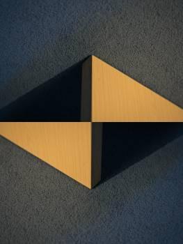 Triangle Block Cube #196813