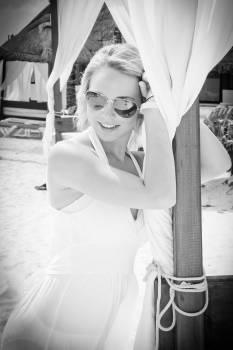 girl model smiling  #19698