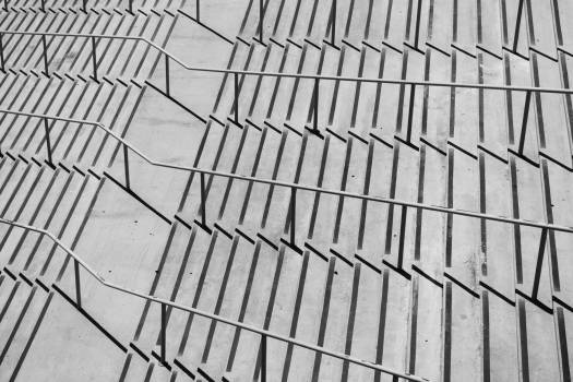 stairs steps concrete  Free Photo