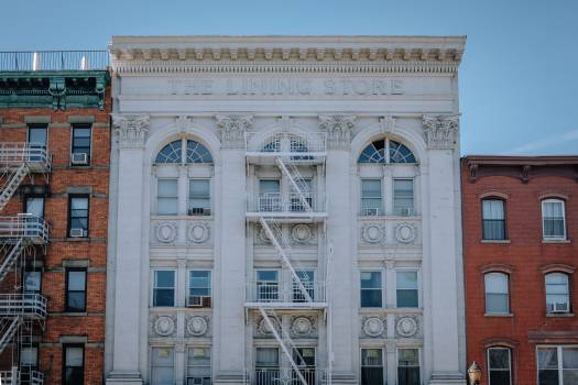 Architecture Building Facade Free Photo