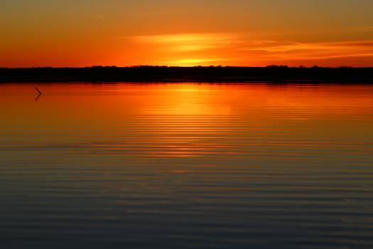 Sun Ocean Sunset #197620
