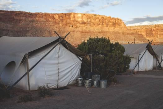Yurt Canvas tent Dwelling #197921
