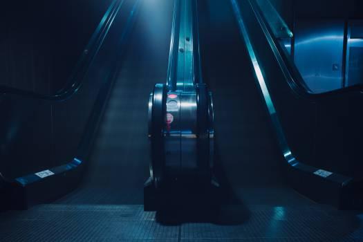 stairs long exposure metro  #19820