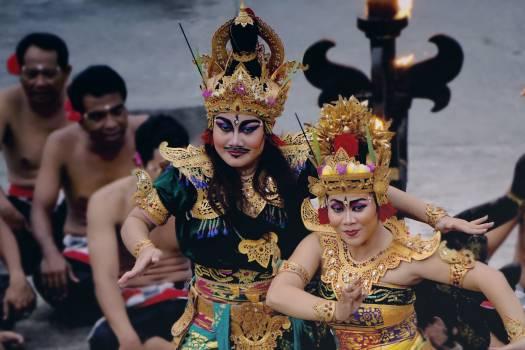 Mask Costume Face Free Photo