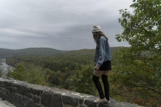 Hiking Mountain Outdoor Free Photo
