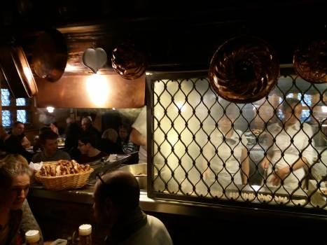 Fireplace Kitchen Food Free Photo