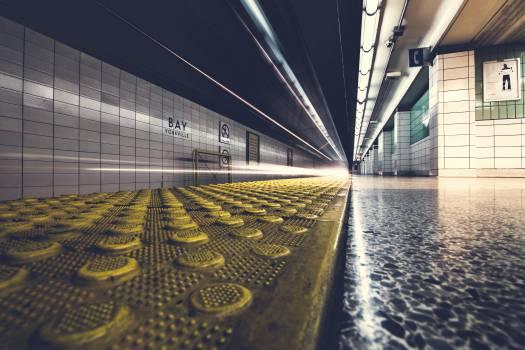 subway metro urban  #19959