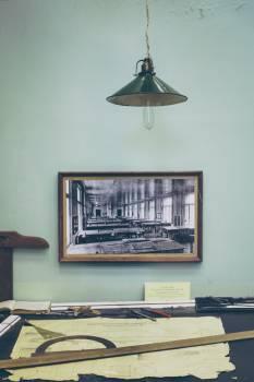 vintage desk ruler  Free Photo