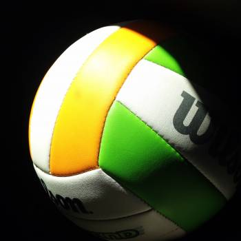 Volleyball Ball Game equipment Free Photo