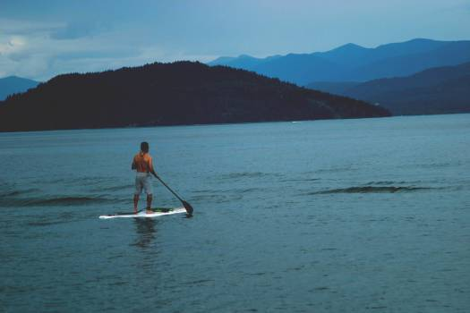 lake water paddle board  #19984