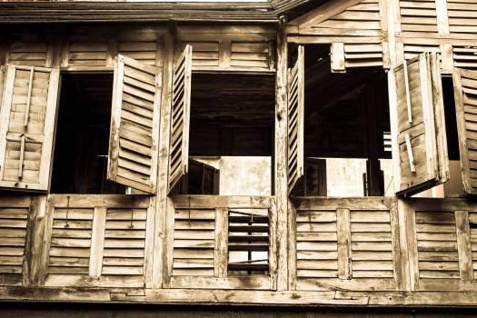 windows shutters architecture  #20056