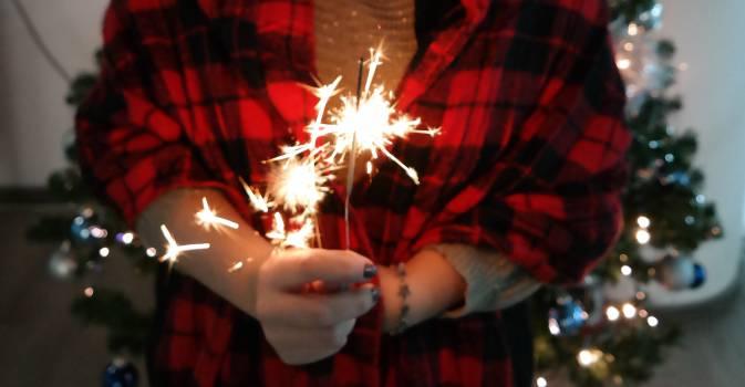 Candle Light Celebration Free Photo