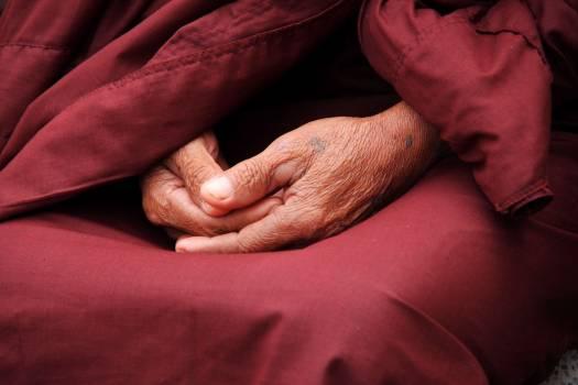 Hands Hand Blanket Free Photo