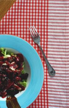 salad lettuce food  Free Photo