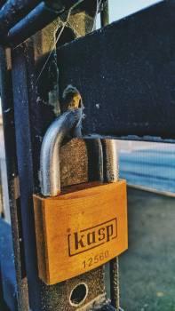 Padlock Lock Fastener Free Photo