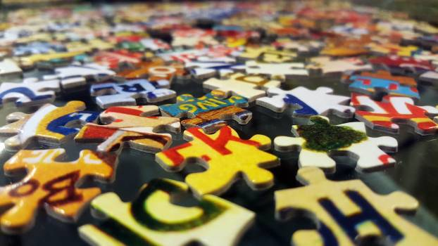 Puzzle Jigsaw puzzle Game Free Photo