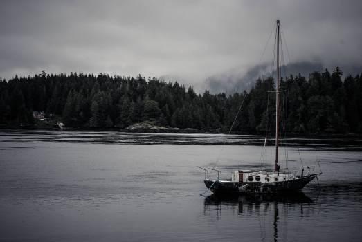 sea lake boat  #20125