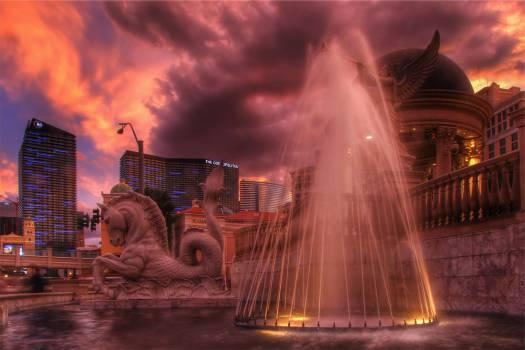 Las Vegas sunset hotels  #20152