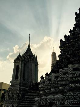 Temple Building Architecture #201753