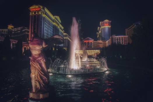 Caesars Palace Las Vegas casino  Free Photo