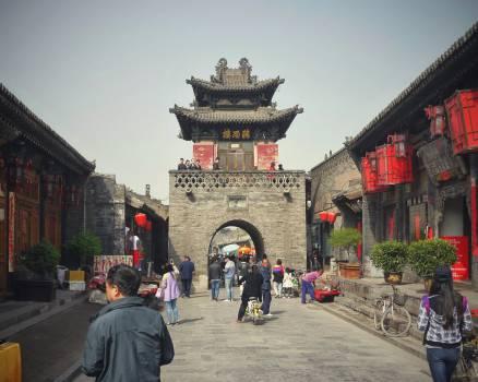 street china old  #20262