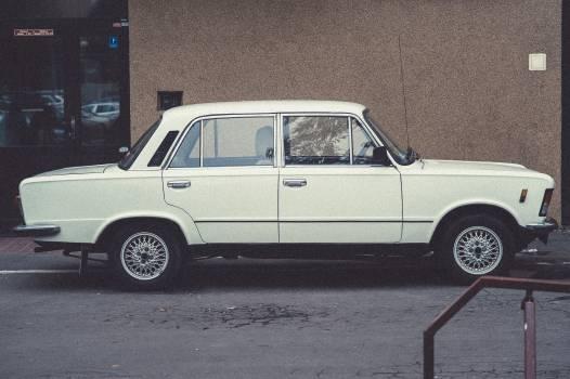 classic car vintage  Free Photo